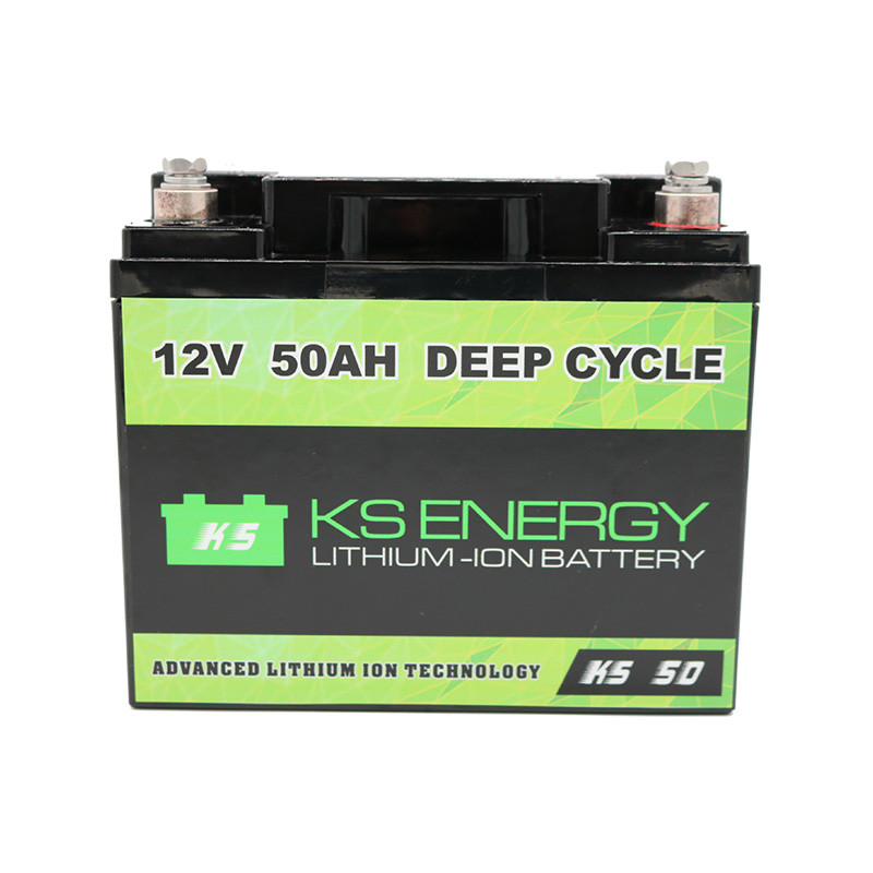 life motorcycle ion GSL ENERGY Brand 12v 50ah lithium battery