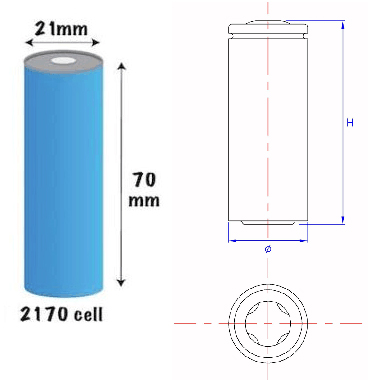 GSL ENERGY hot-sale 21700 battery cell for factory-2