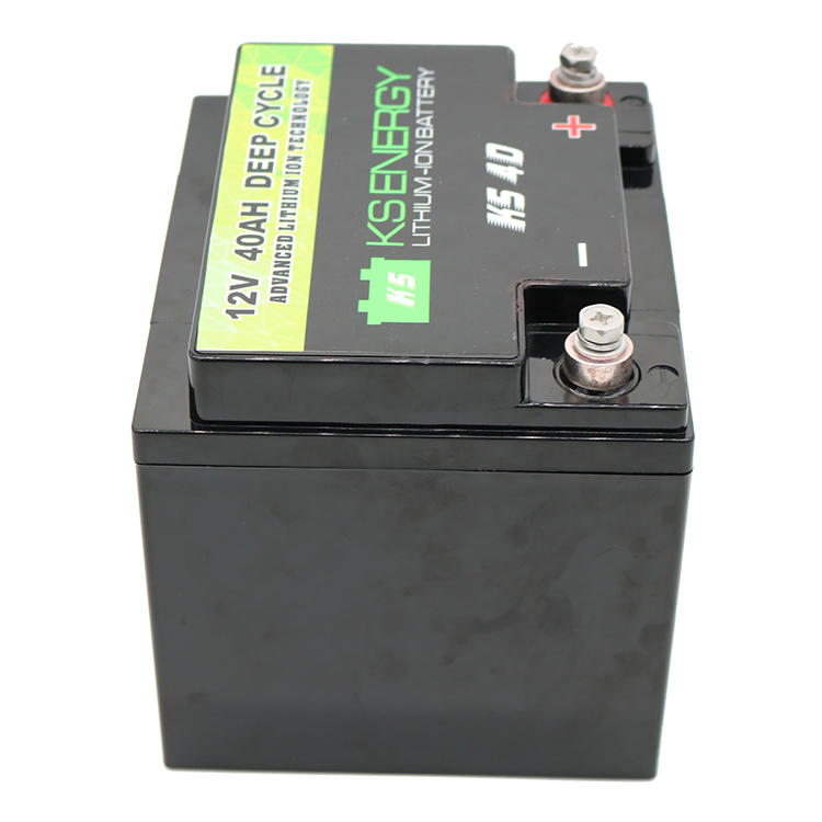 GSL ENERGY-High-quality Lithium Battery 12v 40ah | Long Life 12v 40ah Lifepo4-1