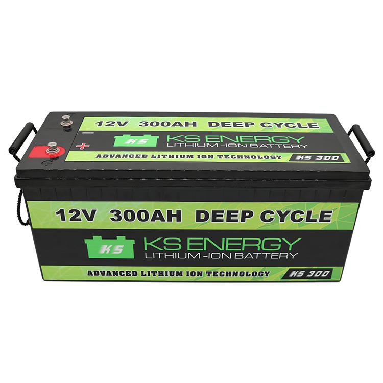 GSL ENERGY-12v 300ah Deep Cycle Li Ion Battery For Rv Camping Car Caravans | Lifepo4