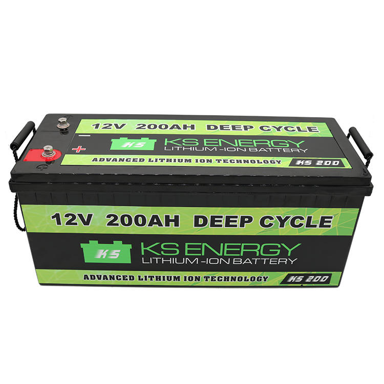 GSL ENERGY-Professional Lifepo4 Battery 100ah 12v Boat Battery Manufacture-2