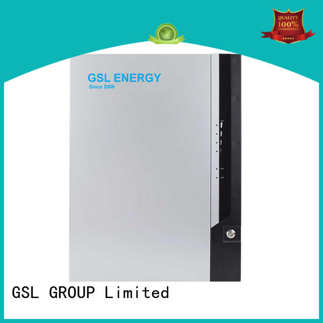 Quality GSL ENERGY Brand battery tesla powerwall battery
