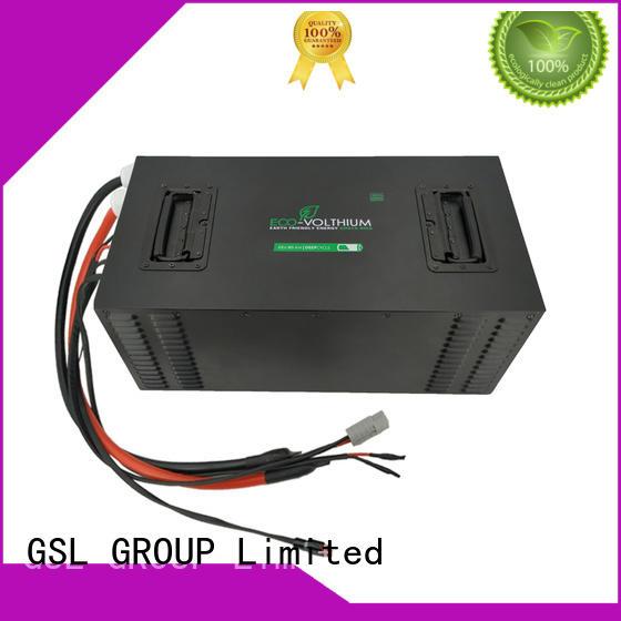 GSL ENERGY Brand deep cart lithium golf cart battery charger