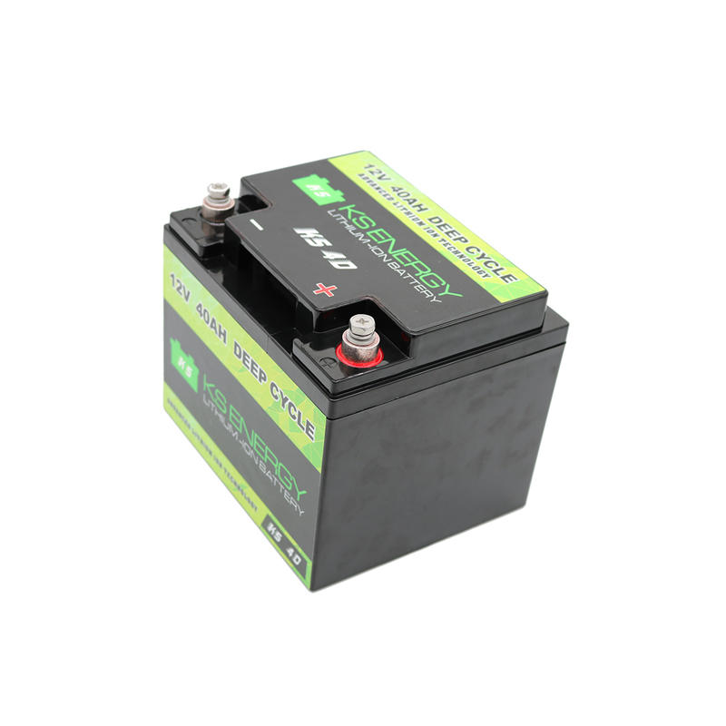 Long Life 12V 40AH Lifepo4 Lithium Battery Solar Battery