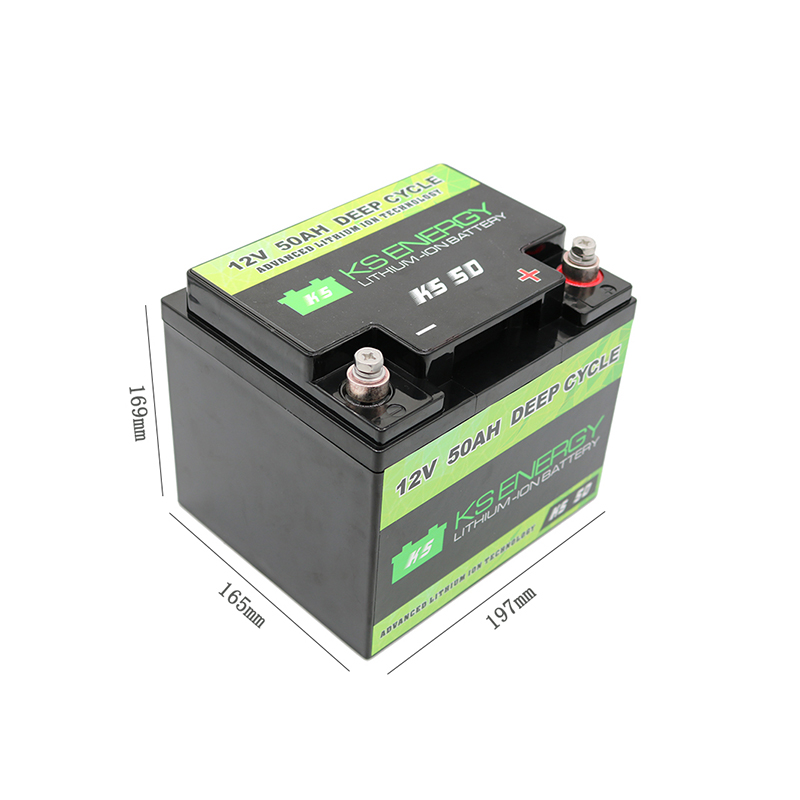 GSL ENERGY-Best Lifepo4 Battery 12v 200ah 12v 50ah More Than 4000 Cycles Lithium Ion-1