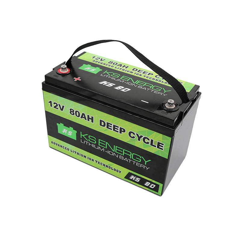12V 80AH Lifepo4 Deep Cycle Lithium Ion Battery Suppliers