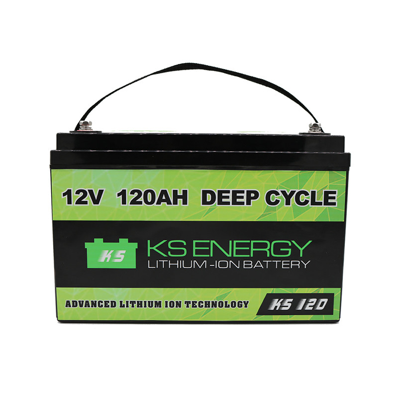 12V 120AH Deep Cycle Lifepo4 Lithium Battery Suppliers