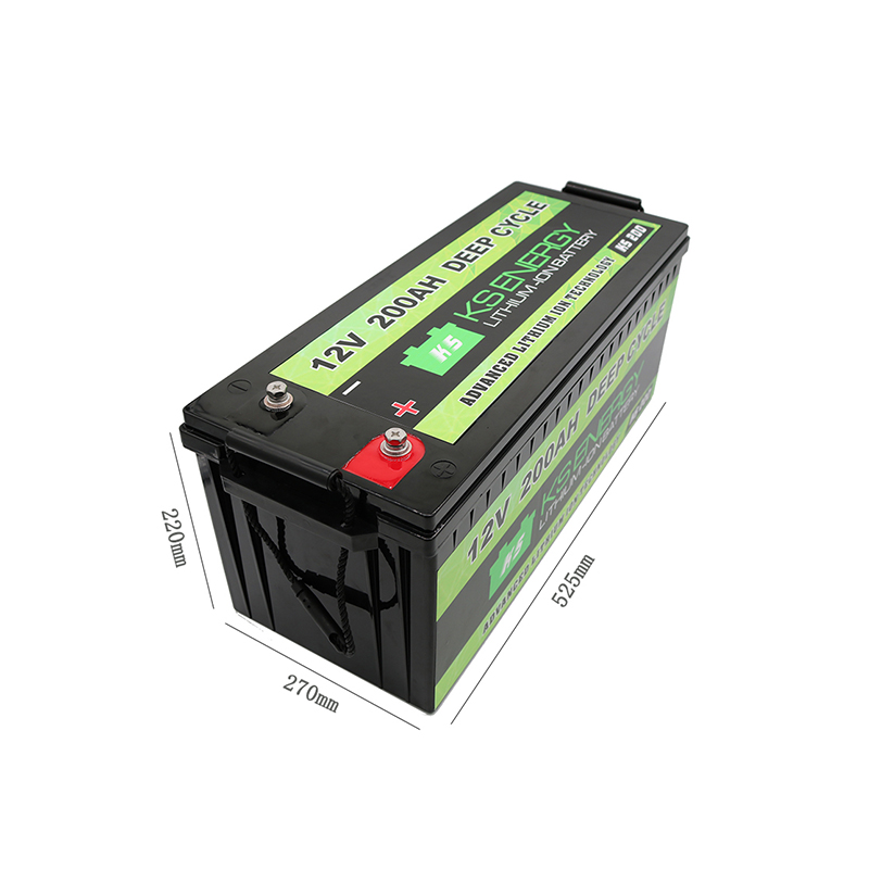 GSL ENERGY-Professional Lifepo4 Battery 12v 200ah Lithium Ion Battery Price Manufacture-1