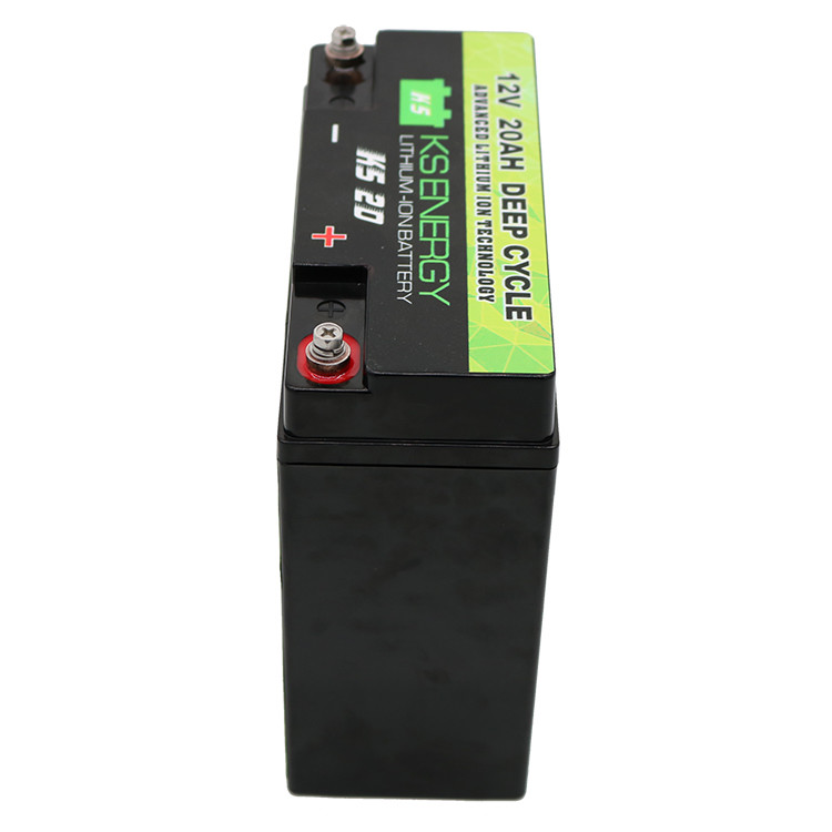 led rechargeable 12v 50ah lithium battery GSL ENERGY Brand