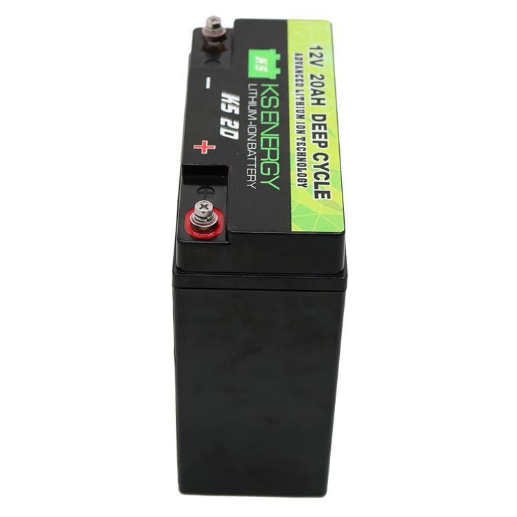 GSL ENERGY Brand marine 12v 20ah lithium battery long supplier