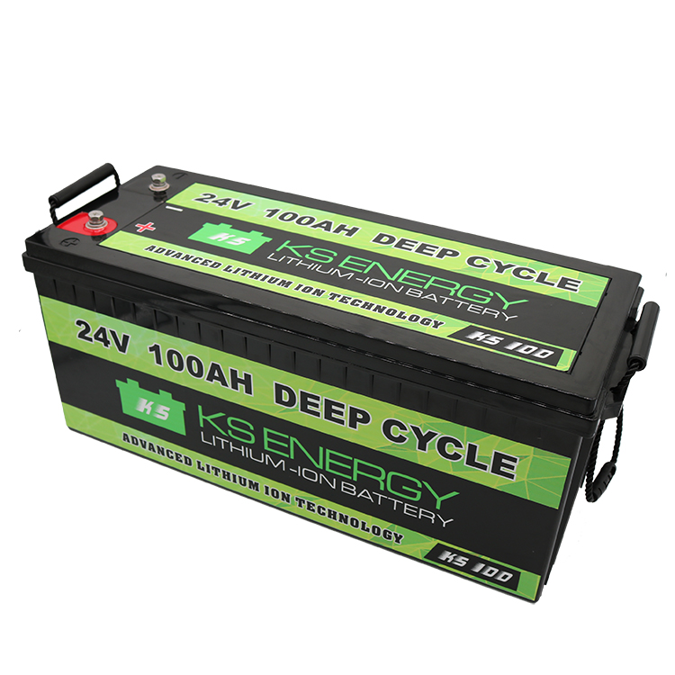 GSL ENERGY-24v Lithium Battery Manufacture 24v 100ah Lifepo4 Deep Cycle