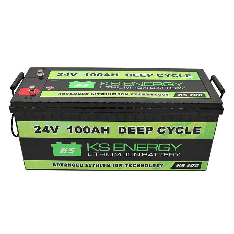 GSL ENERGY-24v Lithium Battery Manufacture 24v 100ah Lifepo4 Deep Cycle-2