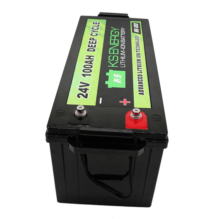 cycle pack lithium 24V lithium battery lifepo4 GSL ENERGY