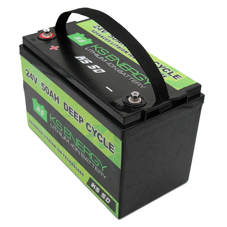 GSL ENERGY-Professional 24v Lifepo4 Battery 24 Volt Battery Charger Supplier-3