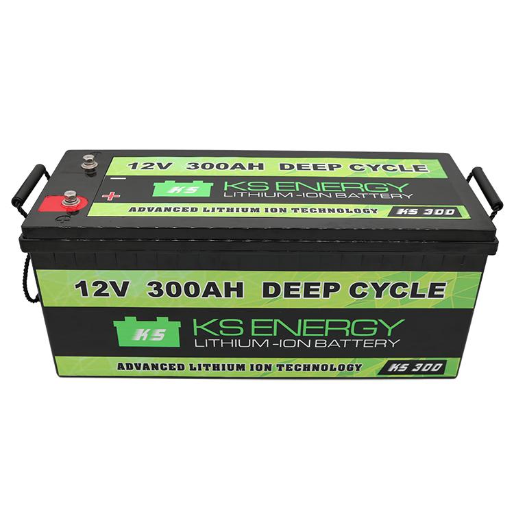 GSL ENERGY-12v 300ah Deep Cycle Li Ion Battery For Rv Camping Car Caravans