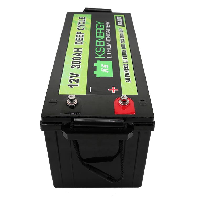 GSL ENERGY-12v 300ah Deep Cycle Li Ion Battery For Rv Camping Car Caravans-3