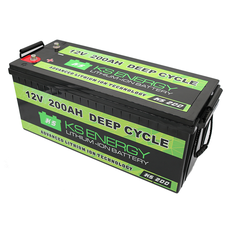 GSL ENERGY-12v 50ah Lithium Battery | 12v 200ah Lifepo4 Deep Cycle Lithium