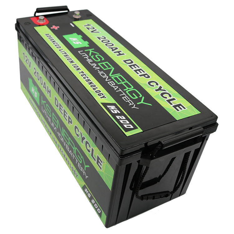 GSL ENERGY-12v 50ah Lithium Battery | 12v 200ah Lifepo4 Deep Cycle Lithium-3