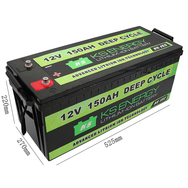 GSL ENERGY-Lithium Car Battery 12v 150ah Deep Cycle Llithium Ion Battery-3