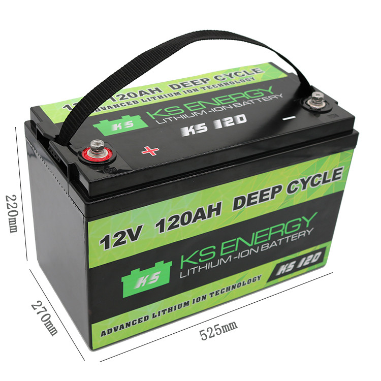 GSL ENERGY-Professional Lithium Rv Battery Lithium Ion Battery 12v 120ah-3