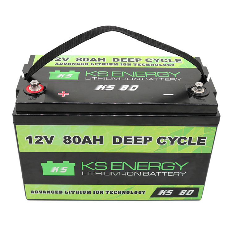 GSL ENERGY Brand deep life cycles 12v 50ah lithium battery manufacture