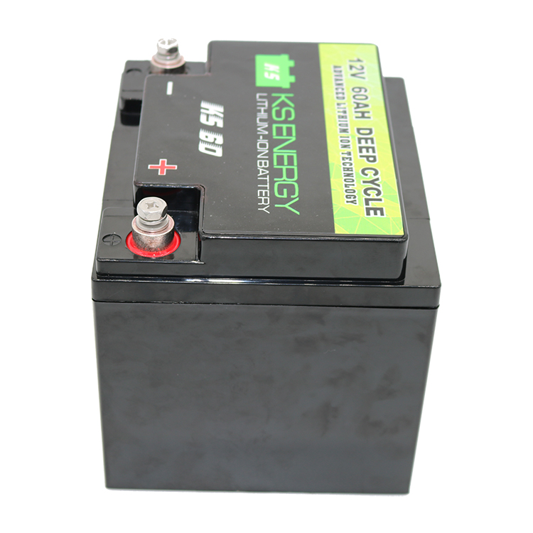 GSL ENERGY-Lithium Car Battery, 12v 60ah Deep Cycle Lifepo4 Lithium Motorcycle Battery-3