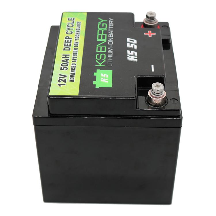 GSL ENERGY-Lifepo4 Battery 12v   12v 50ah More Than 4000 Cycles Lithium-2