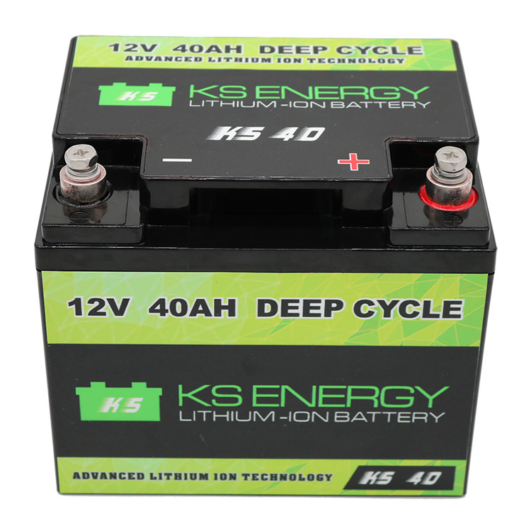 GSL ENERGY-High-quality Lithium Battery 12v 40ah | Long Life 12v 40ah Lifepo4