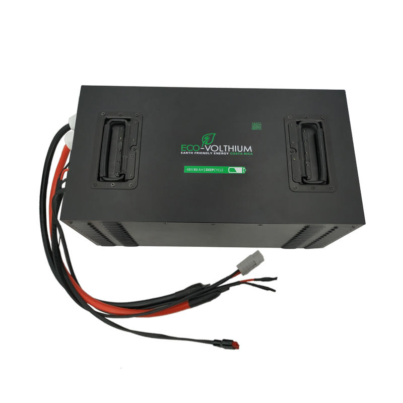 Long Life Lifepo4 48V 80AH Club Car Precedent Golf Cart Batteries Suppliers
