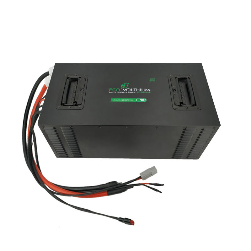 GSL ENERGY Brand lithium cycle custom 48v golf cart battery