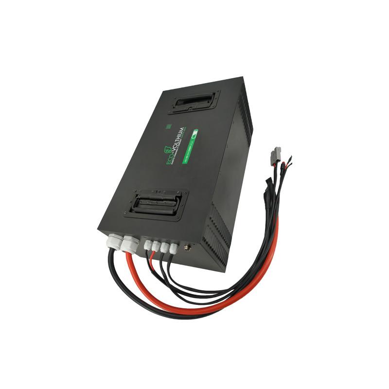 Wholesale lifepo4 48v golf cart battery GSL ENERGY Brand