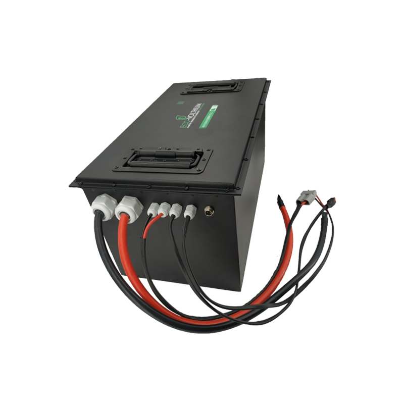 GSL ENERGY-Electric Rickshaw Battery, 48v 100ah Lifepo4 Lithium Battery-1