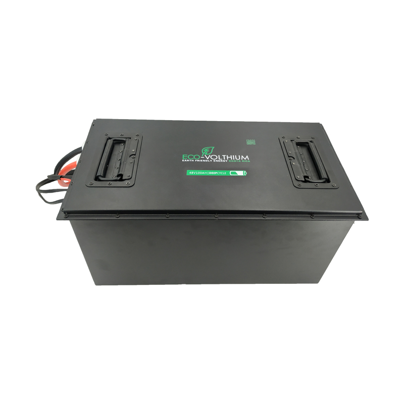 GSL ENERGY-Electric Rickshaw Battery, 48v 100ah Lifepo4 Lithium Battery-2