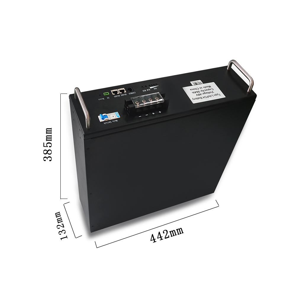 GSL ENERGY-Battery Bank In Telecom Tower | 48v 50ah Lifepo4 Battery Telecom Battery-1