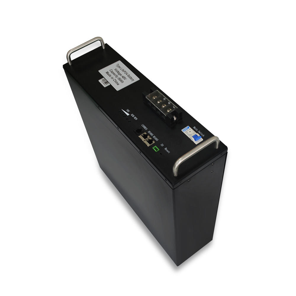 tower telecom battery lithium ion GSL ENERGY company