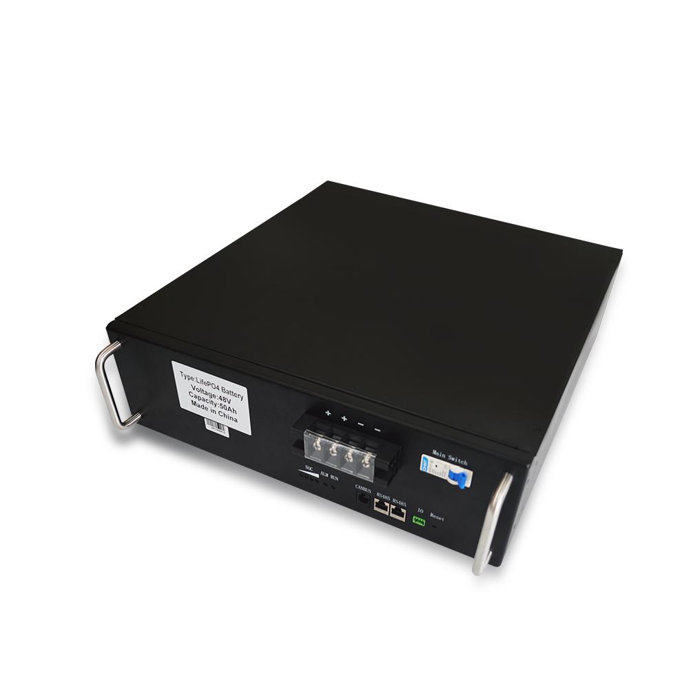GSL ENERGY-Telecom Battery 48v 50ah Lifepo4 Battery Telecom Battery-1