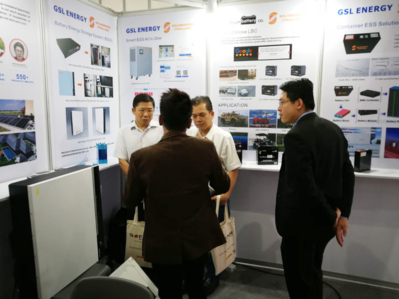 GSL ENERGY-Gsl Energy Shines Like A Star In Thailand Energy Show |