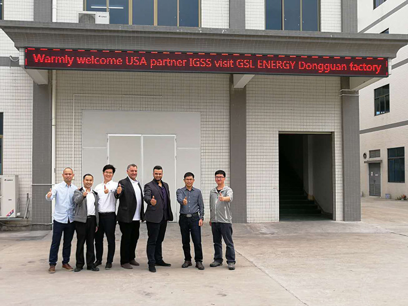 GSL ENERGY-Company News | Usa Client Visits Gsl Energy For Ess Business-1
