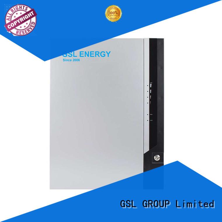 storage solar powerwall battery home wall GSL ENERGY company