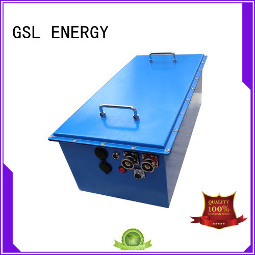 GSL ENERGY professional electric rickshaw battery industry for car