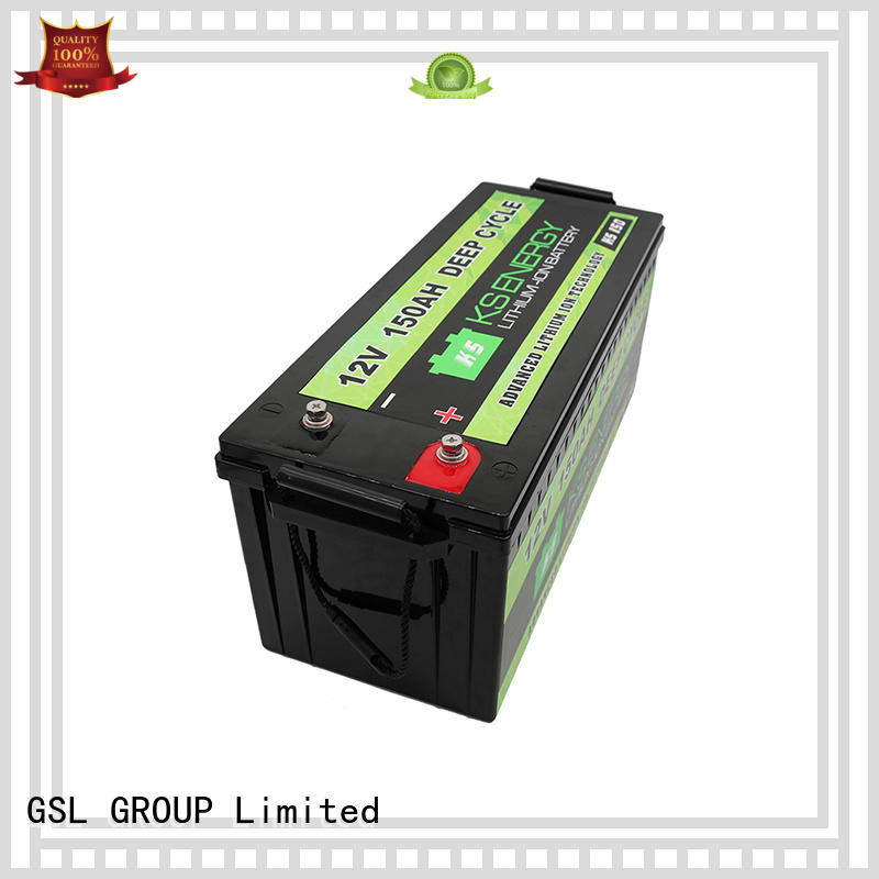 GSL ENERGY off-grid deep cycle rv battery bulk production for motorcycle