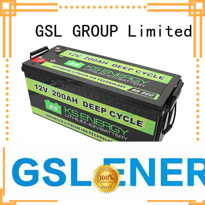Wholesale rechargeable 12v 20ah lithium battery GSL ENERGY Brand