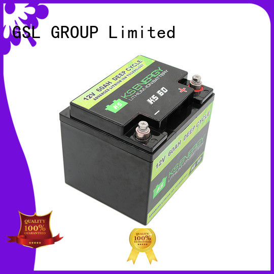GSL ENERGY Brand ion storage deep 12v 20ah lithium battery