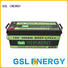 Quality GSL ENERGY Brand long 12v 50ah lithium battery