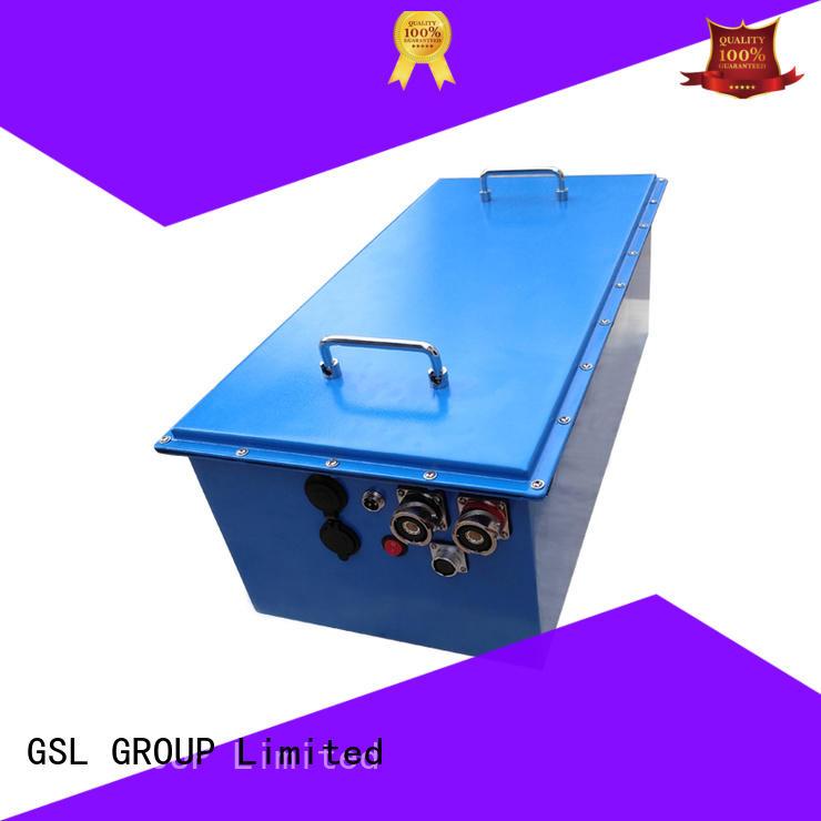 48v golf cart battery batteries cart GSL ENERGY Brand company