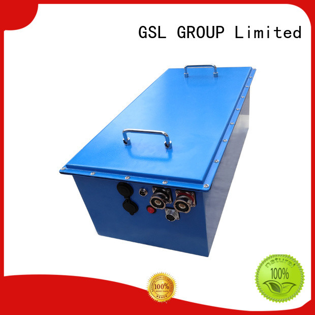 GSL ENERGY golf cart battery charger supplier for industry