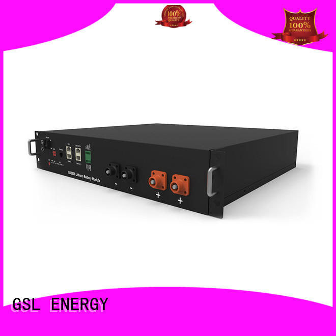 tower telecom battery backup systems ups for home GSL ENERGY