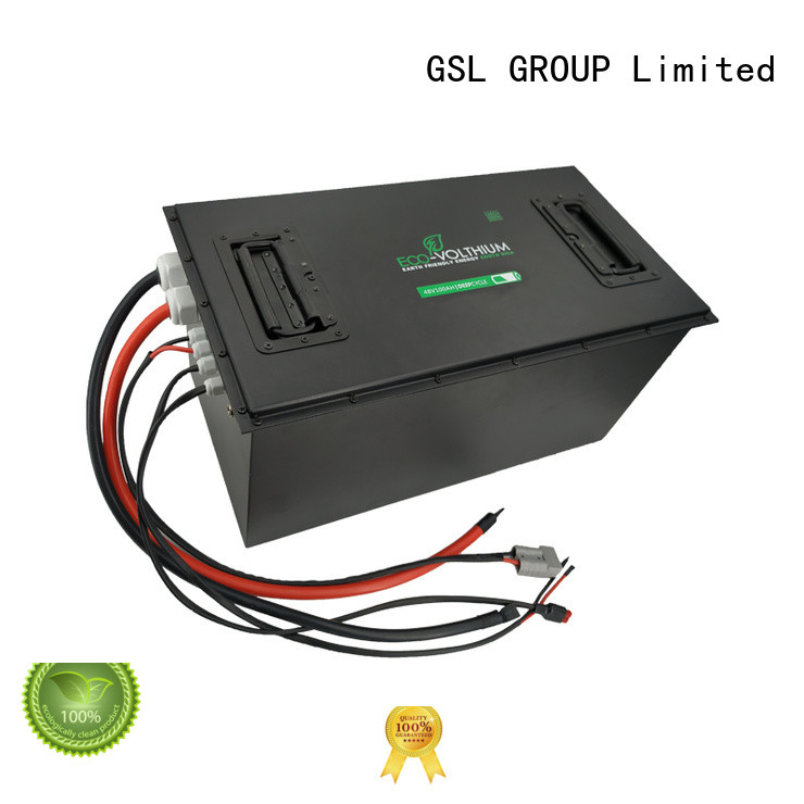 GSL ENERGY electric golf cart batteries industry for industry