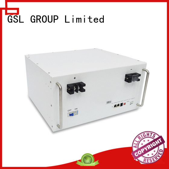 Wholesale lithium telecom battery GSL ENERGY Brand