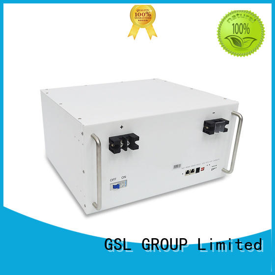 GSL ENERGY latest battery bank ups for industry